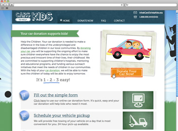 Cars To Help Kids